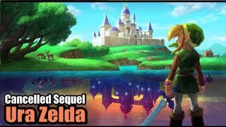 What Is Ura Zelda & Why Was It Cancelled? - Ocarina of Time's Sequel