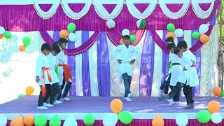 Suno Gour Se Duniya valo.26 january program dance New sun shine english Medium School Lodhava