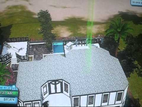 Sims 3 house xbox 360 youtube for Construire une maison sims 3 xbox 360