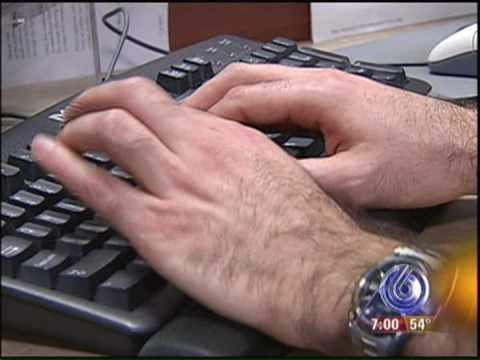 A new sex offender tracking software is launched in Grant County, IN.