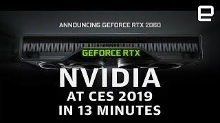 Nvidia Unveils RTX 2060 for $350, Unlocks FreeSync at Driver Level