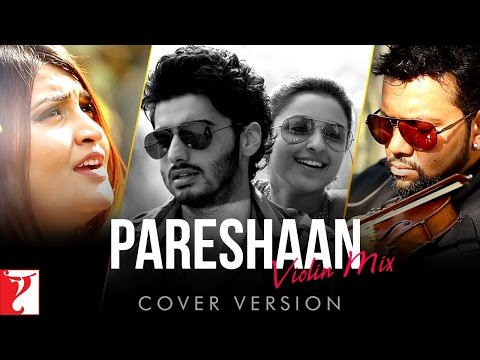 Pareshaan Violin Mix (Cover Version) - Sandeep Thakur | Yashita Sharma