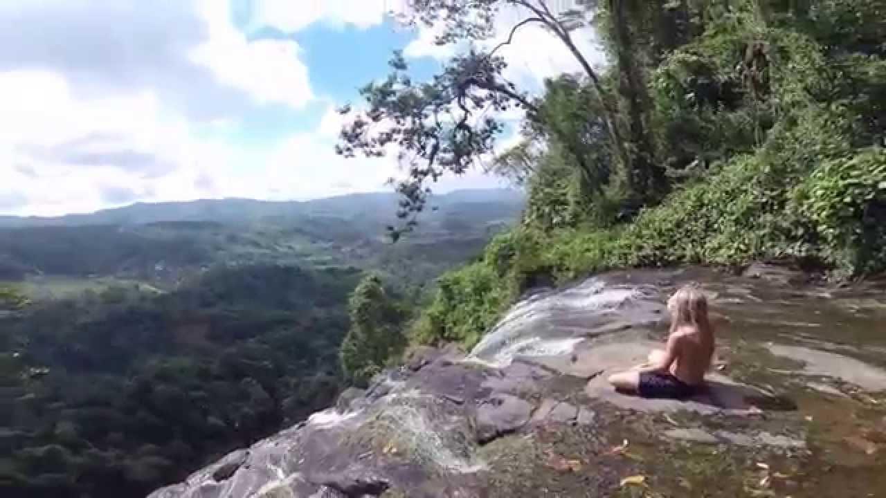 Diamante Falls Costa Rica