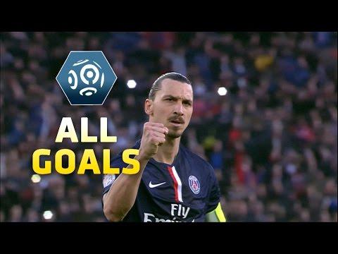 Goals compilation : Week 28 / 2014-15