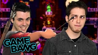 ARROWS TO THE FACE (Game Bang)