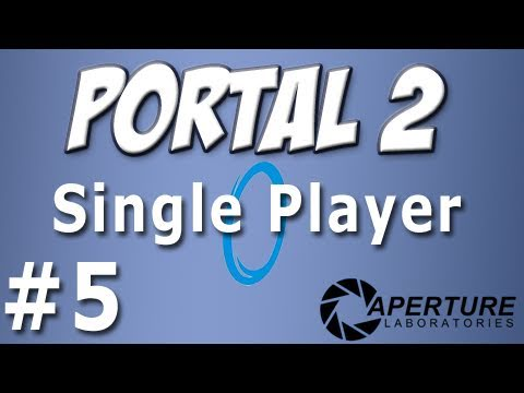 Yogscast - Simon Plays! - Portal 2, 5: The Honeydew Defense
