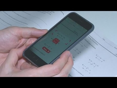PhotoMath, una aplicación que resuelve problemas matemáticos en segundos - hi-tech