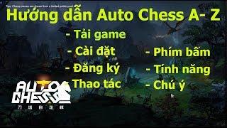 Hướng dẫn tải, cài đặt, cách chơi Auto Chess Dota 2 trên steam từ A - Z