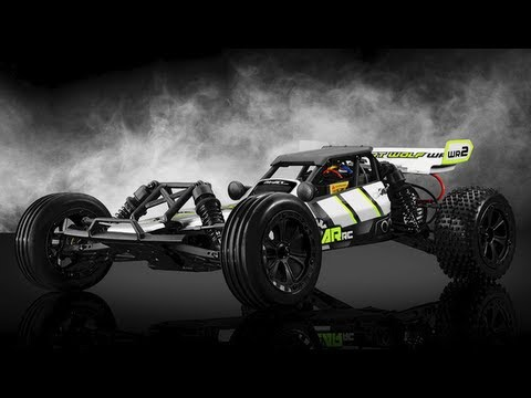 Mad Gear Desert Wolf Baja 2WD RC Buggy Overview