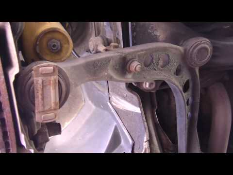 E36 Front Control Arm Replacement (BMW E46 E30)