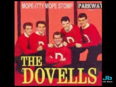 The Dovells - You Cant Sit Down