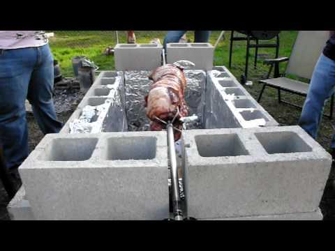 Hog Roast Motor Pig Roast The Motor
