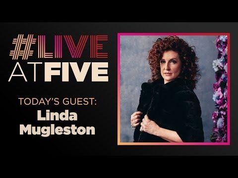 Broadway.com #LiveatFive with Linda Mugleston of MY FAIR LADY