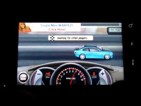 Drag Racing Level 6 Lamborghini Gallardo LP 570 4 SL 1/4 Mile Tune V1 ...