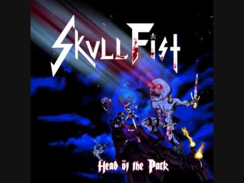 Skull Fist - Ride On