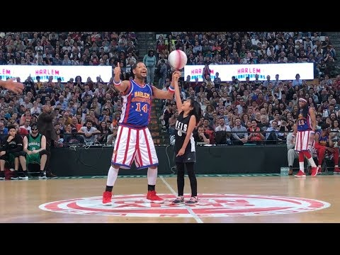 Spain Highlights | Harlem Globetrotters 2018
