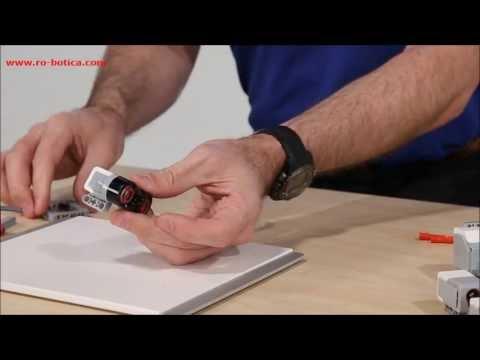 Sensor Ultrasónico LEGO Mindstorms EV3 En RO-BOTICA