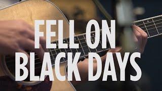 Watch Chris Cornell Fell On Black Days video