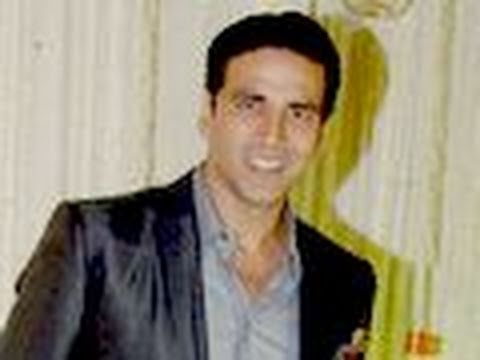 Married to the sultry beauty Twinkle Khanna, Bollywood's only Khiladi Akshay ...