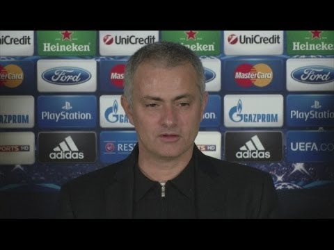 Chelsea vs. Steaua Bucharest - Mourinho happy to qualify and he wants Drogba next