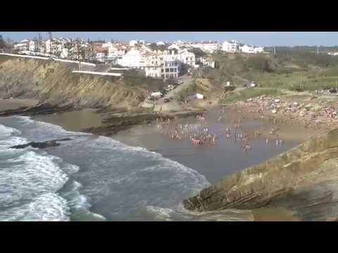 Zambujeira  do mar Portugal (HD)