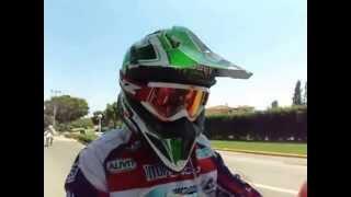 Sardegna Rally Race 2015: Mirko Pavan, al termine di una buona prima tappa