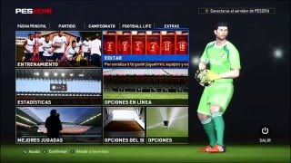 Actualizar pes 2016 version 1 03 dlc 2 0