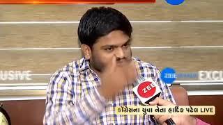 In Conversation With Hardik Patel About Alpesh Thakor Joining BJP
