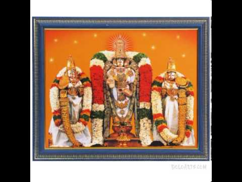 Rare Rendering Of Sri Venkateswara Suprabhatam video