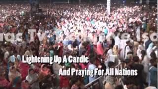 Karachi prayer festival ISAAC TV Promo for youtube
