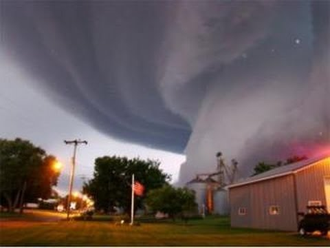 KILLER TORNADOES HIT TEXAS  May 2013