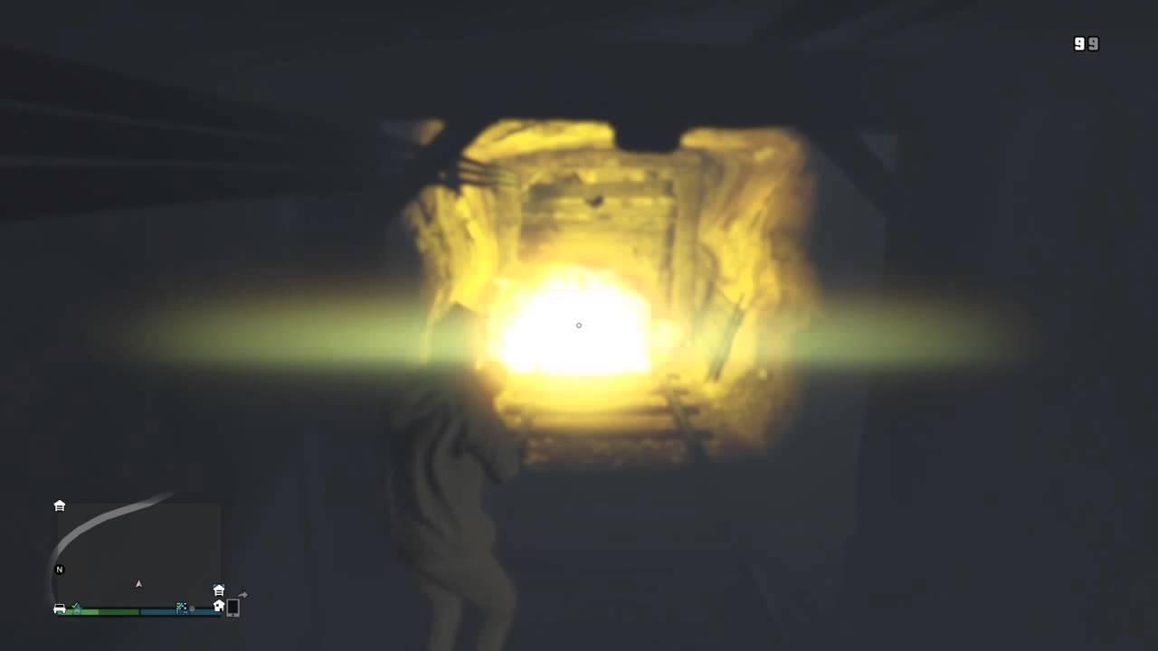 Cave Location Gta v Gta 5 Next Gen Secret Cave