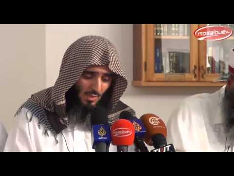 image vidéo شيوخ السلفية يوضحون لقاءهم مع المرزوقي