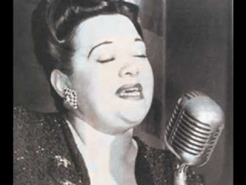 Mildred Bailey and The Dorsey Brothers Orchestra-There's a Cabin In The Pines