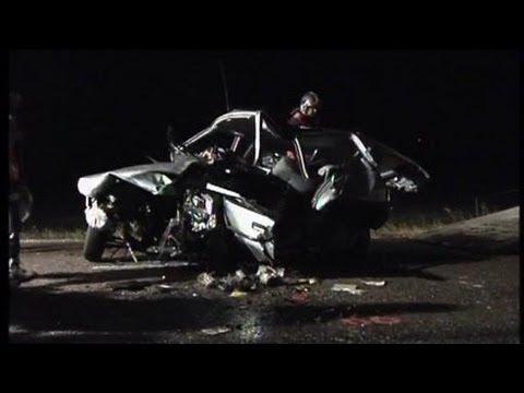 Accident mortel sur la départementale 442 (Aube)
