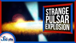 We've Never Seen a Pulsar Explode Like This | SciShow News