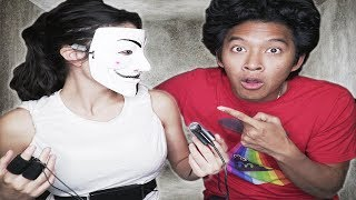 Is HACKER GIRL VY QWAINT? LIE DETECTOR TEST