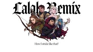 Download lagu Y2K, Enrique Iglesias, bbno$ & Carly Rae Jepsen - Lalala (Remix) [Animated Video]