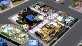 Maxis Island (The Sims 1 in The Sims 3)