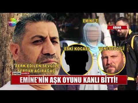 Emine'nin aşk oyunu kanlı bitti!
