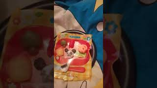 Popin Cookin Bento Box 🍱 snack test