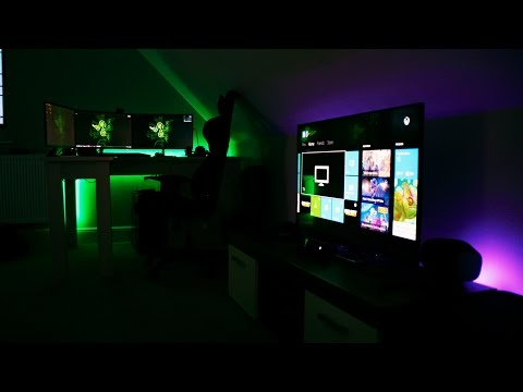 MarzBarGaming's 2015 Gaming and Entertainment Setup