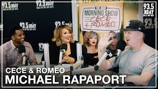 Michael Rapaport On Witnessing Tupac & Snoop Dogg Meeting