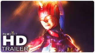 CAPTAIN MARVEL Trailer 2 2019