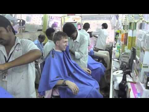 An Indian Haircut video