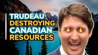 Has Trudeau Destroyed Canada's Resource Future? - Rex Murphy