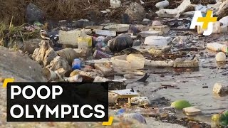 Rio's Waters Full Of Human Waste In Time For Olympics 2016