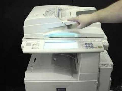 For sale Ricoh Aficio 2045 copier fax scanner laser printer