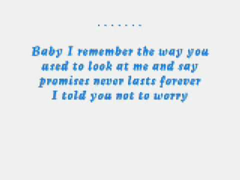 But i want you lyrics