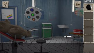 Прохождение игры 100 doors rooms horror escape 3 уровень